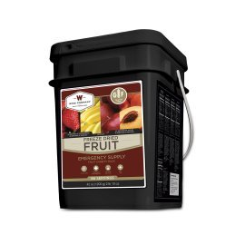 152 Serving Freeze Dried Fruit Gluten Free