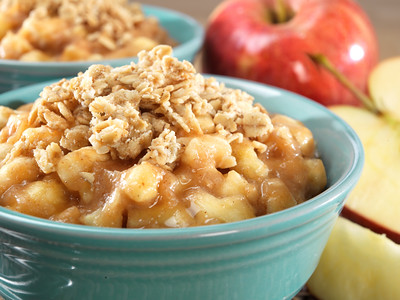 Apple Crisp - #10 Can