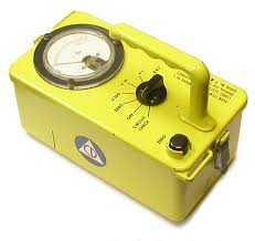 CD-V715 Radiological Survey Meter