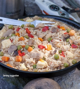 Chicken Fried Rice - Pouch