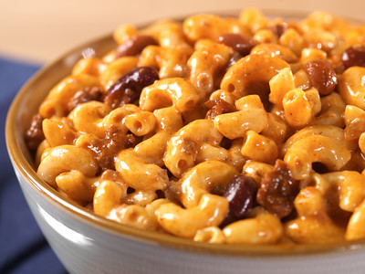 Chili Mac with Beef - Pouch
