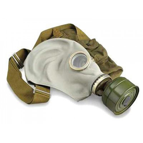Russian GP-5 Gas Mask, adult 2 medium