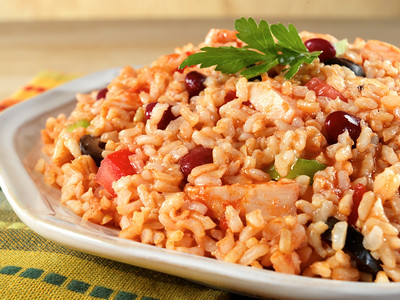 Mexican Style Rice & Chicken - Pouch