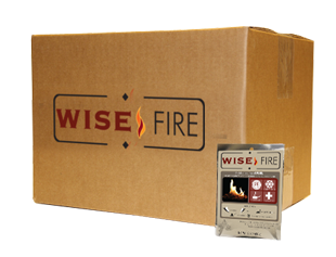 WiseFire Pouches in a Box