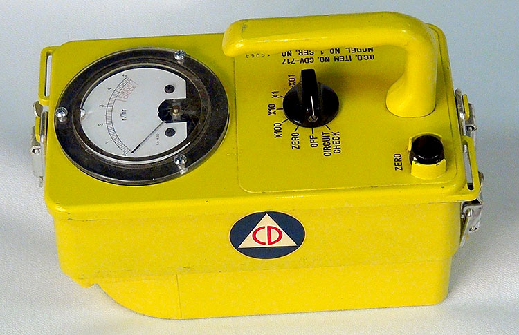 CD-V717 Radiological Survey Meter