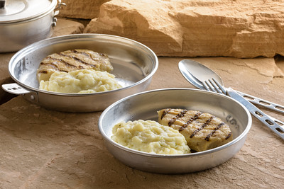 Chicken Breast and Mashed Potatoes - Pouch
