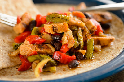 Chicken Fajita Bowl - Pouch