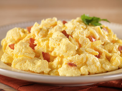 Scrambled Eggs with Bacon - Pouch