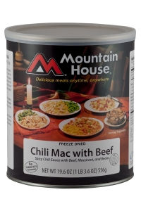 Chili Mac with Beef - #10 can