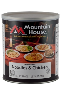 Noodles & Chicken - #10 can